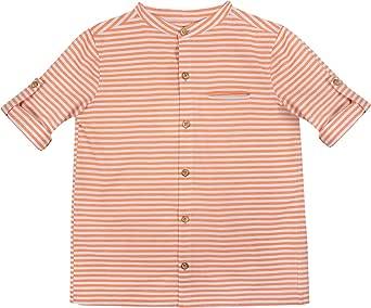 Bonnet à Pompon Shirts, for Boys, Size 11-12 Years