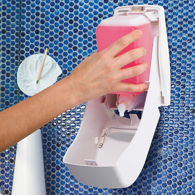 Scott Pro formerly Kleenex Liquid Hand Soap with Moisturizers 91552 Pink Floral Scent 10L 6 Bottles