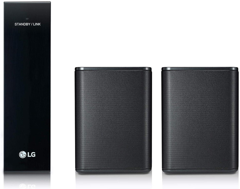 LG ELECTRONICS - Kit de altavoz trasero inalámbrico para televisor LCD 2.0 CH
