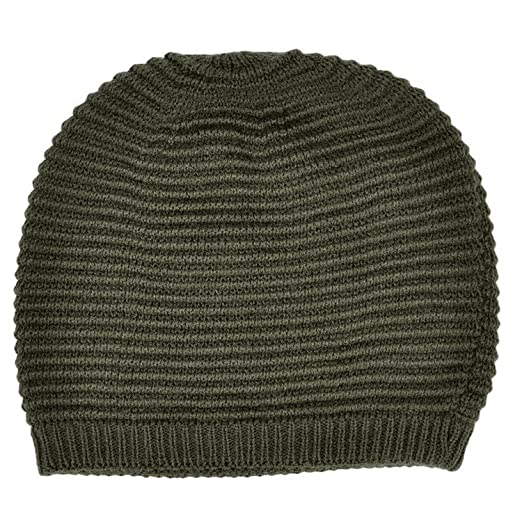 1eccaeae92c Amazon.com  Simplicity Winter Slouchy Knit Beanie Hat for Women or ...