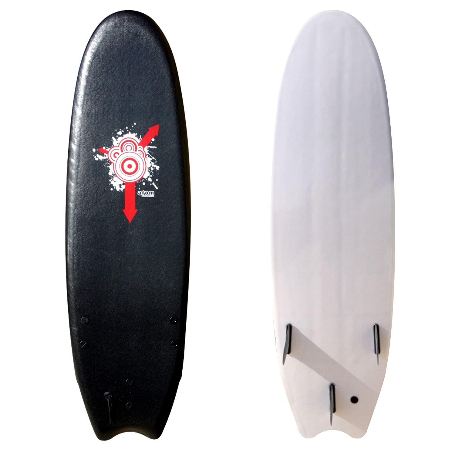 ATOM Softtop Surfboard