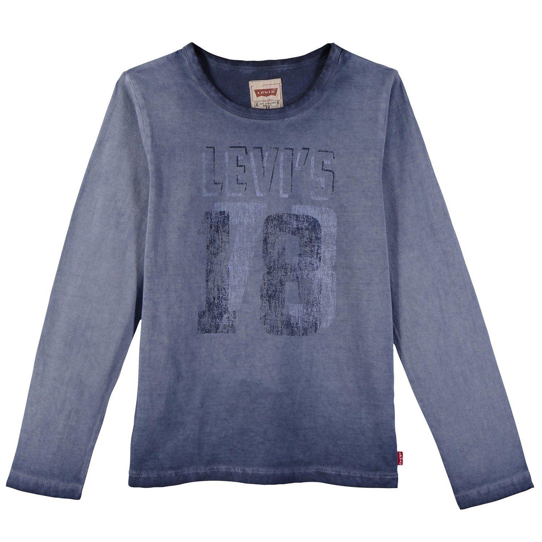 5a9ee494a805d Levis Kids LS Tee Coldy, T-Shirt Gar ç on T-Shirt Garçon Levi   s NK10177