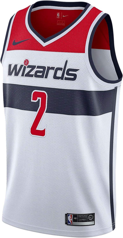 Nike was Men's NBA Swingman Jersey Home 864455-100 Size L