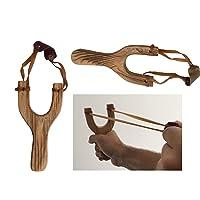 Set van 2 houten katapult Zwille Retro katapult van hout mooie klassieke vlottafels ook super voor kinderen van Meierle…
