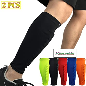 Kind-Hearted Knee Brace Support Sports Leg Calf Brace Sleeve Shin Support Compression Running Exercise Leg Protection Braces & Supports