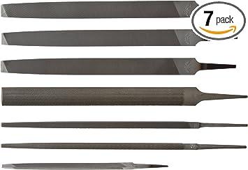 4 in Length Double Cut 12 Units American Pattern File Nicholson Flat Shape