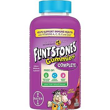 Amazon.com: Comprimidos masticables multivitamínicos ...