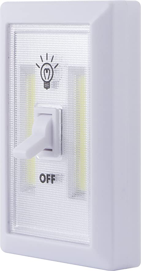 Incredible Lights By Night Led Night Light Switch Battery Operated 100 Lumens Wiring Cloud Scatahouseofspiritnl