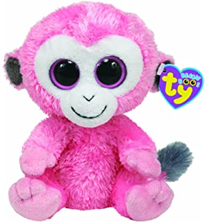 650c95d2784 TY Beanie Boos - SHERBET the Monkey ( Beanie Baby Size - UK Exclusive)