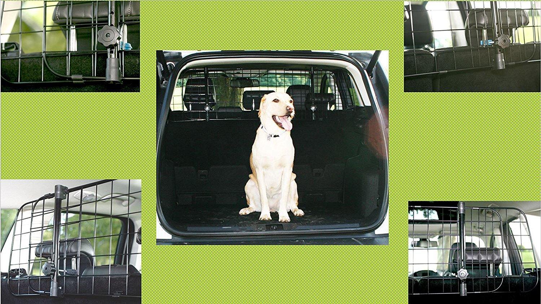 CITROEN DS5 12+ QUALITY HEADREST WIRE MESH DOG GUARD