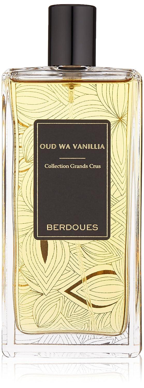 Berdoues Eau de Parfum Spray, Oud Wa Vanillia, 3.4 Fl Oz