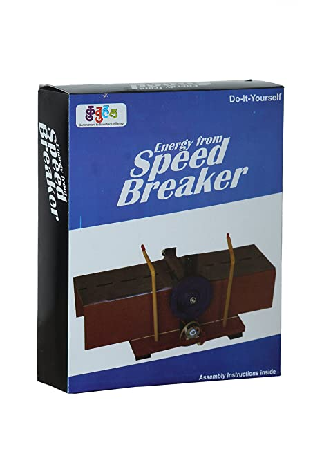 Buy kutuhal energy from speed breaker kit educational learning toy kutuhal energy from speed breaker kit educational learning toy for school project solutioingenieria Image collections
