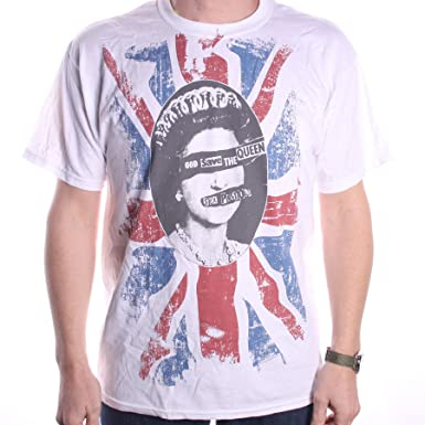 Sex pistols god save the queen shirt