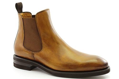 Berwick 1707 - Botines Chelsea Hombre, Color Marrón, Talla 41 EU: Amazon.es: Zapatos y complementos