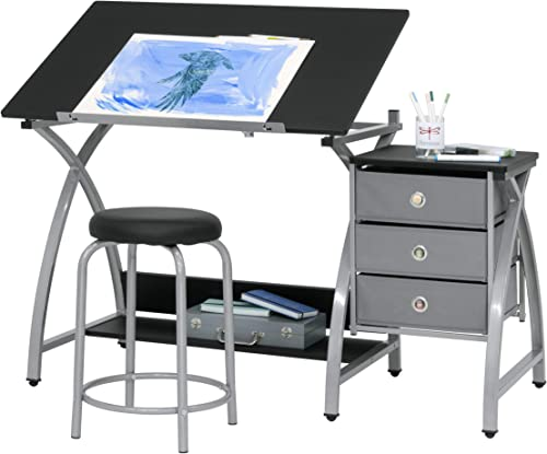 SD Designs 2 Piece Comet Art, Hobby, Drawing, Drafting, Craft Table