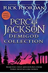 Percy Jackson Demigod Collection (Percy Jackson and the Olympians) Kindle Edition