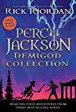 Percy Jackson Demigod Collection (Percy Jackson and the Olympians)