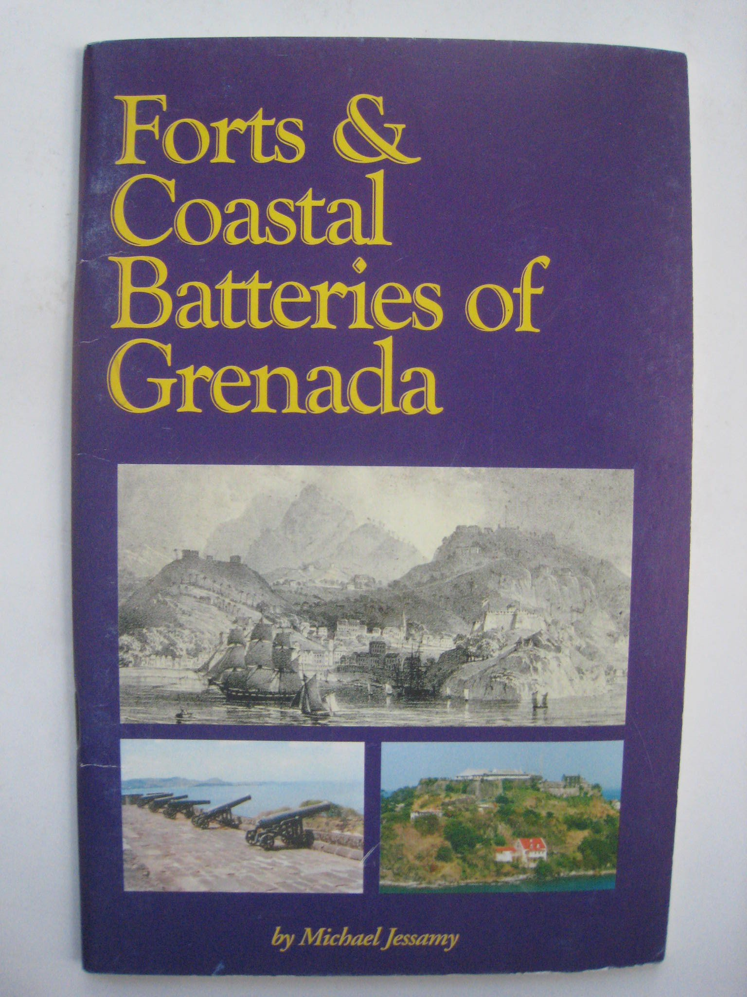 Forts & coastal batteries of Grenada