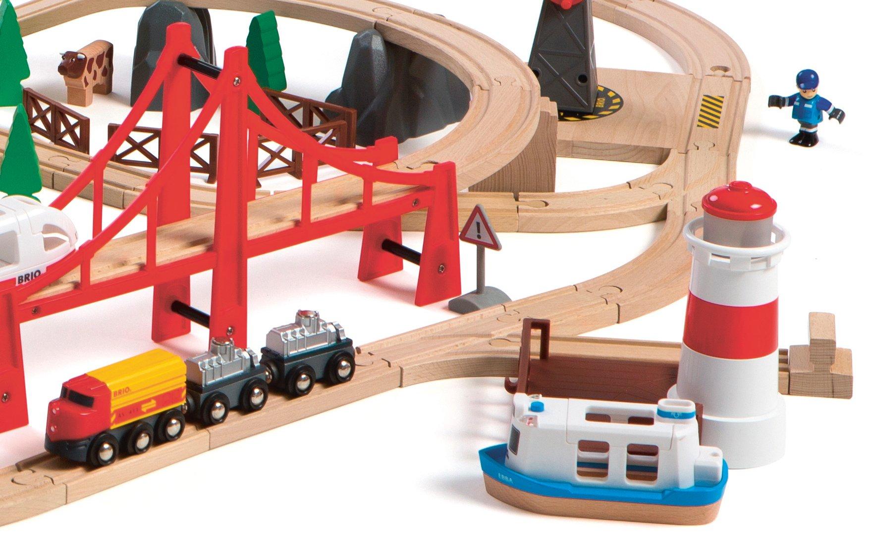 BRIO Railway World Deluxe Set by Brio (Image #6)