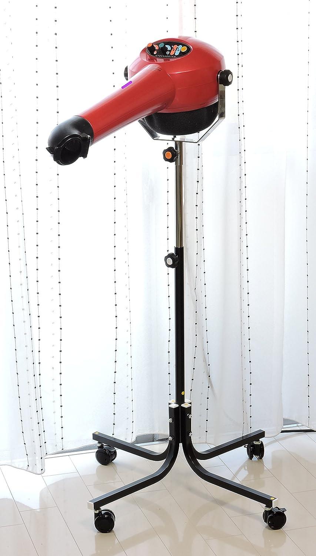 ハイパーターボHTD550スタンドドライヤー(メタリックレッド) B00XXOT02Y