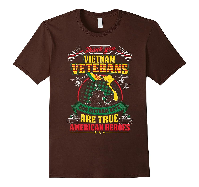 Thank You Vietnam Veterans T-shirt Proud Of Vietnam