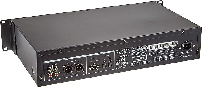 DENON DN-300CR grabadora de CDs de muy buena calidad ...