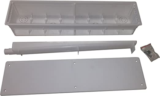 Amazon Com Pioneer Embedded Installation Organizer Kit For Wall Mount Mini Split Heat Pump Systems Home Kitchen