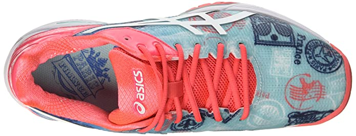 Amazon.com | ASICS Gel-Solution Speed 3 L.E. Paris Womens Tennis Shoes E761N Sneakers Trainers | Tennis & Racquet Sports