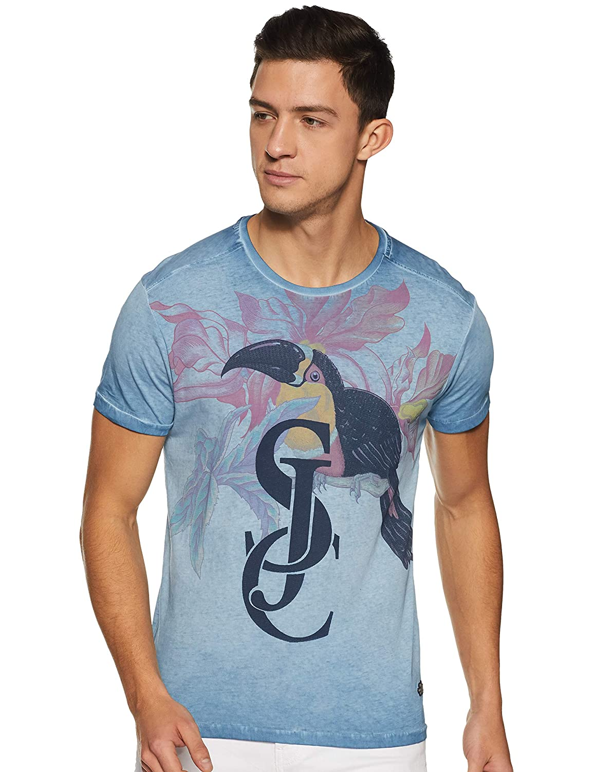 14d2664869 Solly Jeans Co Men s T-Shirt  Amazon.in  Clothing   Accessories
