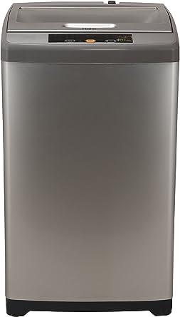 Haier 6 kg Fully-Automatic Top Loading Washing Machine (HWM60-707NZP, Silver Grey)