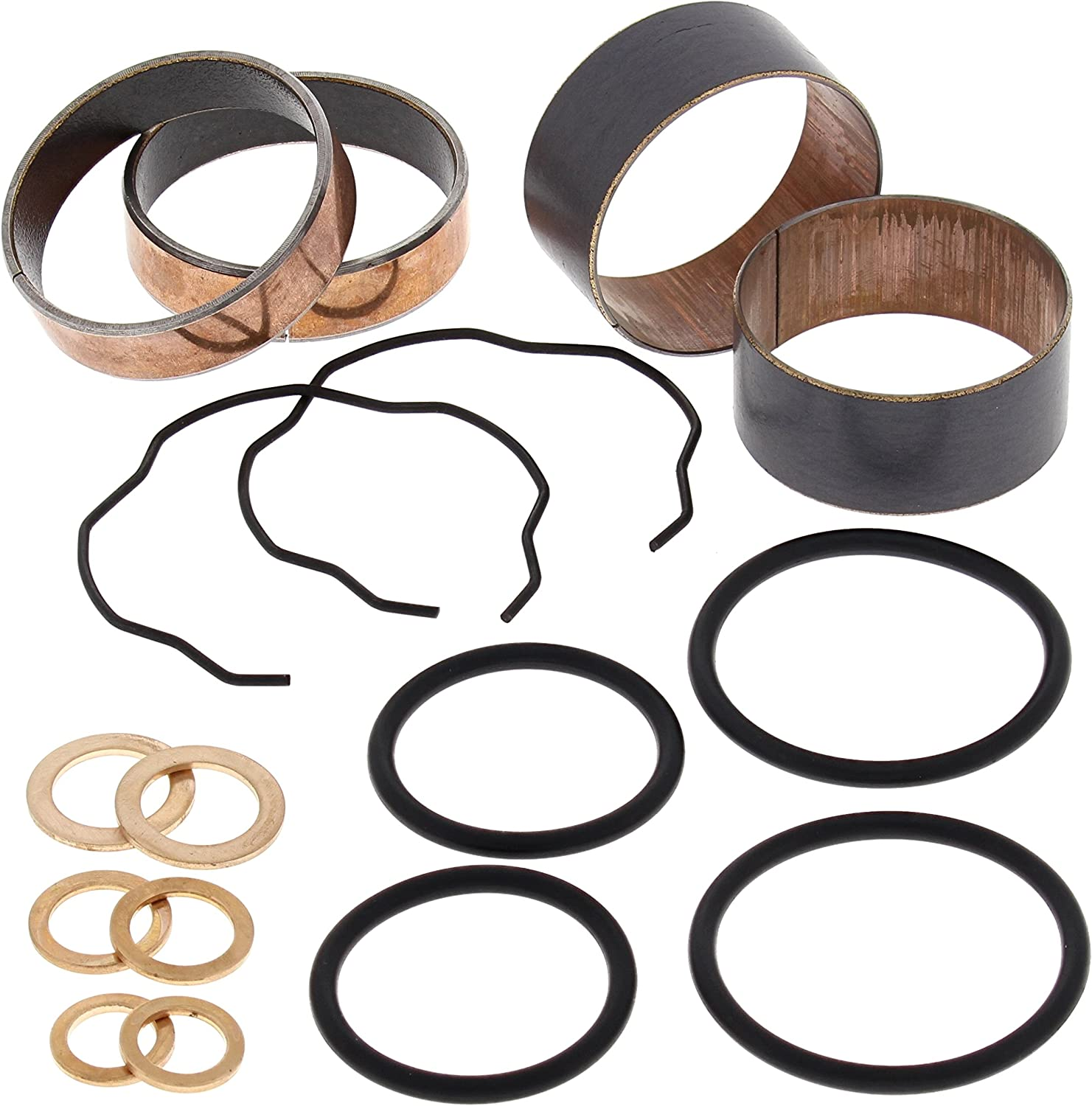 All Balls 38-6089 Fork Bushing Repair Rebuild Kit