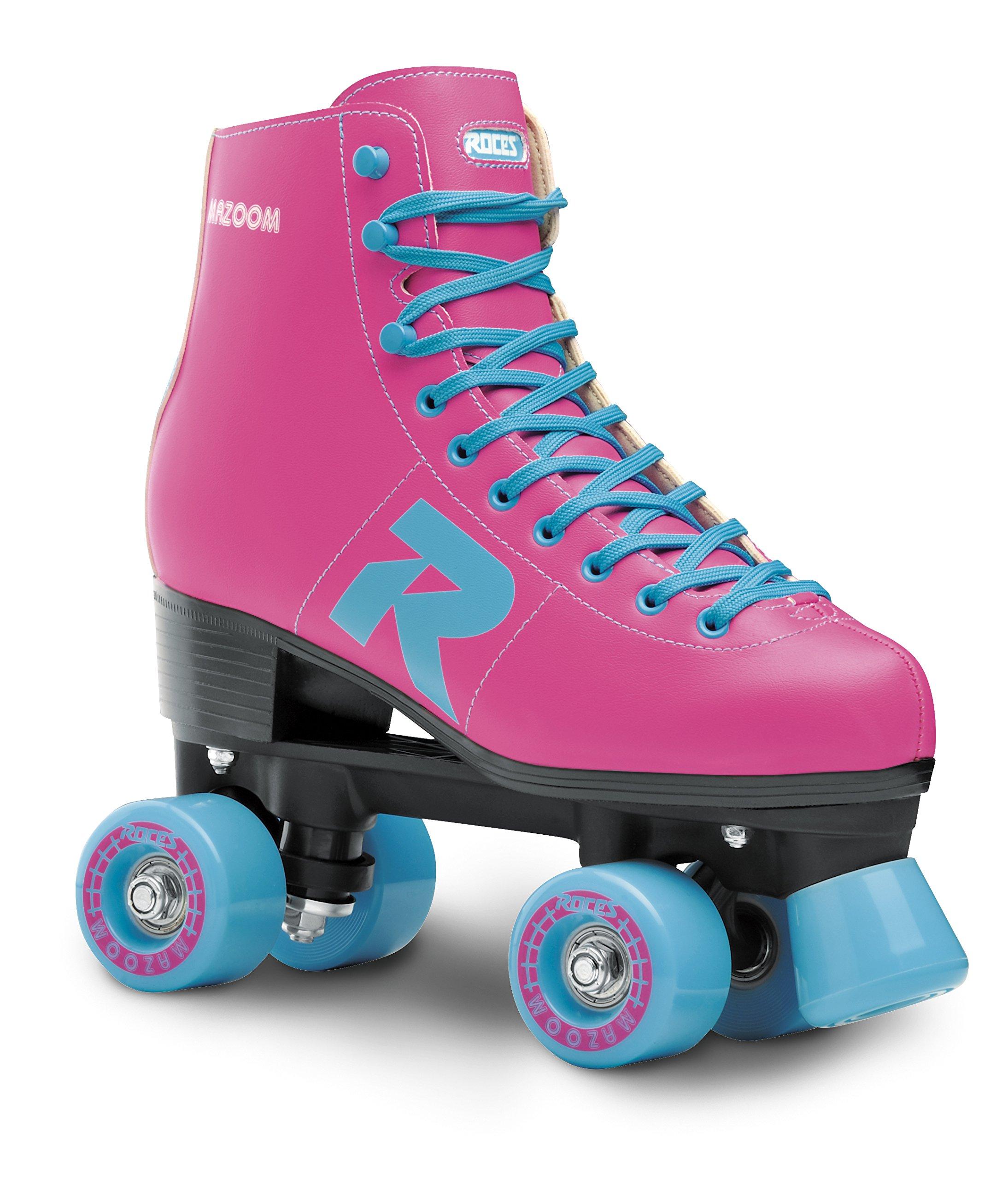 Roces 550064 Model Mazoom Roller Skate, US 8M/10W, Pink