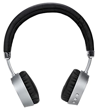 Amazon.com: Fisher Wireless Professional Headphone with Microphone, Bluetooth Enabled, Comforting Leather like Finish for Earpads: Electronics