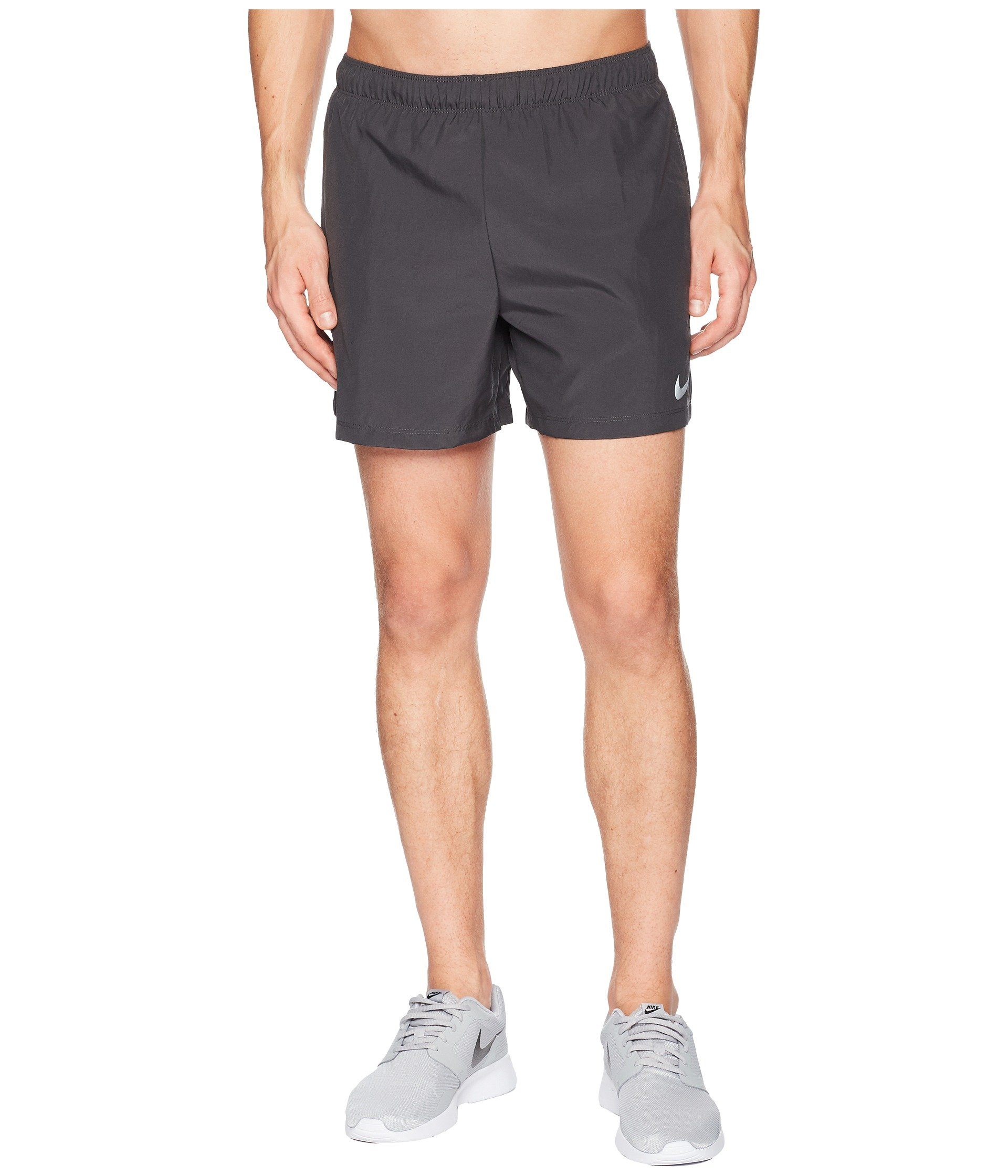 NIKE Challenger Running Shorts Men's (Anthracite, XL) by Nike (Image #1)
