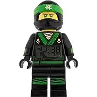 LEGO Ninjago Movie 9009204 Lloyd Kids Minifigure Light Up Alarm Clock