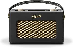 Roberts Revival RD70BLK FM/DAB/DAB+ Digital Radio with Bluetooth - Black