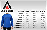 Access Men's Heavyweight Long Sleeve Thermal Crew