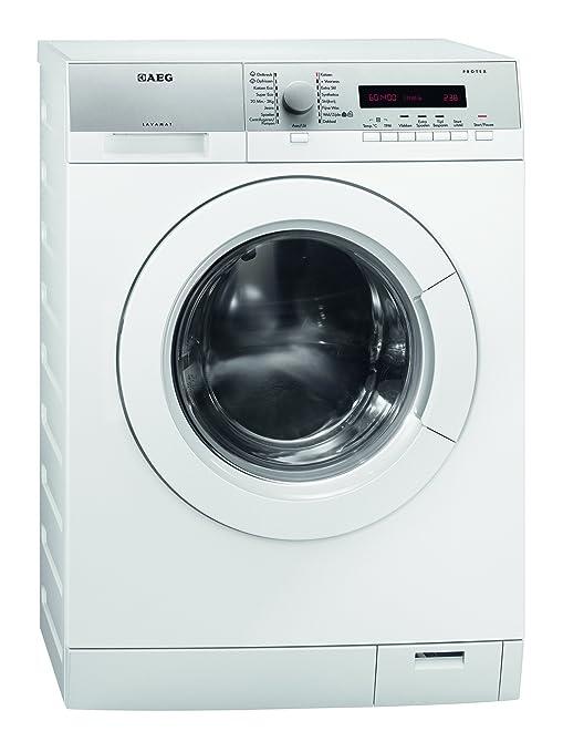 AEG L76485FL Independiente 8kg 1400RPM A+++-10% Color blanco Front ...