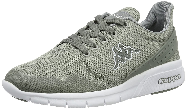 Kappa Unisex-Erwachsene New York Low-Top Grau (Grey/White)2018 Letztes Modell  Mode Schuhe Billig Online-Verkauf