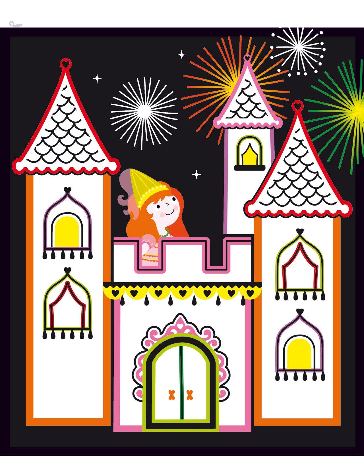 Amazon Mon premier coloriage velours La petite princesse D¨s 3 ans Corinne Lemerle Livres