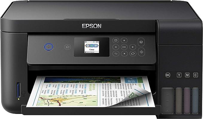 EcoTank ET-2700 + Tarjeta tinta ilimitada: Amazon.es: Informática