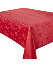 Xmas Blizzard Tablecloth Range