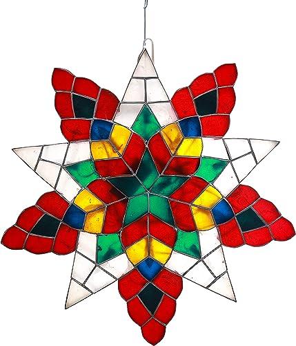 Gift Ko Estrella Christmas Parol 24 inch LED Capiz Lantern Philippines