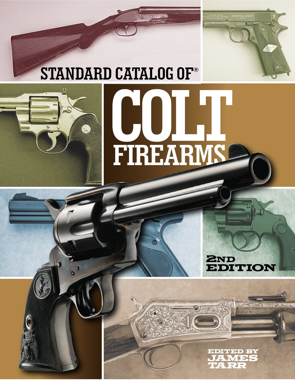 Amazon com: Standard Catalog of Colt Firearms (9781440237478