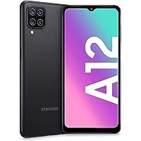 SAMSUNG Galaxy A12 Dual SIM 128GB 4GB RAM SM-A125F/DSN Black