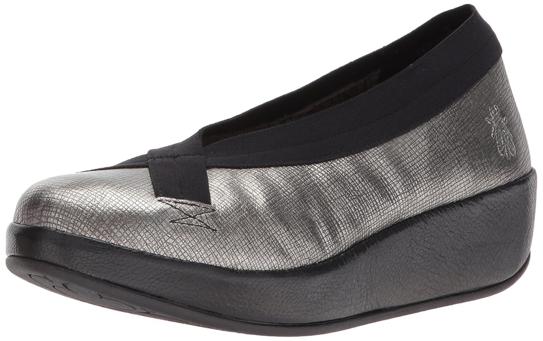 TALLA 37 EU. Fly London Bobi, Zapatos de tacón con Punta Cerrada para Mujer