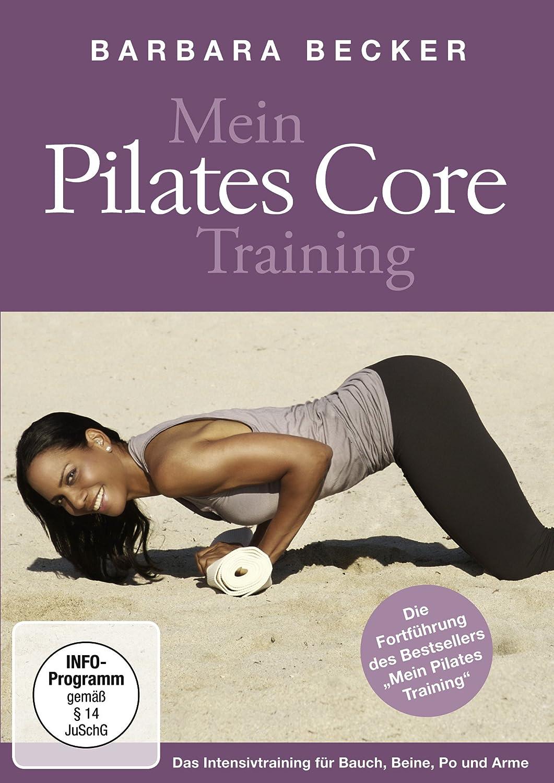 Barbara Becker - Mein Pilates Core Training: Amazon.de: Barbara ...