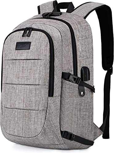 Laptop Backpack Water Resistant Anti-Theft Travel Bag