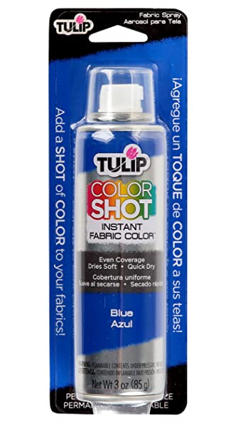 Tulip ColorShot Instant Fabric Color 3oz. Blue