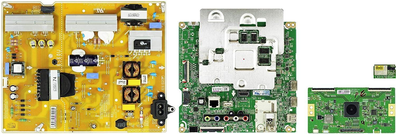 Amazon com: LG 65UJ6300-UA BUSYLOR Complete LED TV Repair Parts Kit